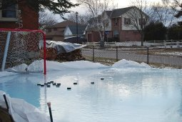 Backyard Shooting Pad by Kevin Tushingham