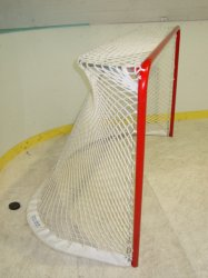 Hockey Net 1 3 8 Portable Goal Pro Hockey Net.