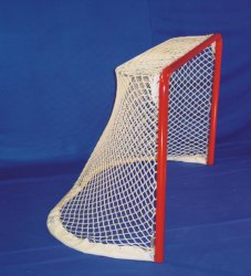 Hockey Net 2 Portable Rink Rat Goal Net.