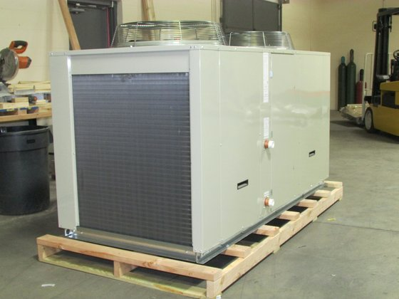 Ice Rink Chillers. Easy to install