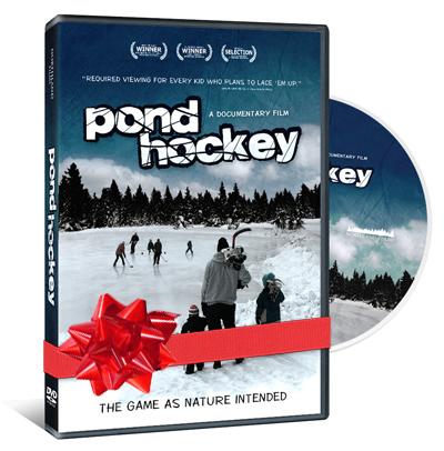 Pond Hockey Movie by Northland Films