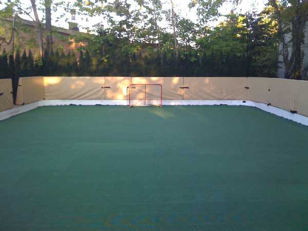 Backyard Ice Rink Chiller : How Ice Rink Refrigeration Works ?