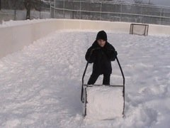 Packing Snow