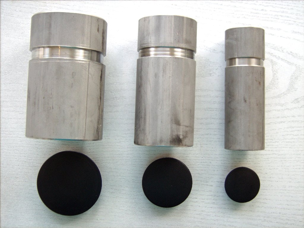 Steel Inserts for Flexible Ice Hockey Goal Pegs