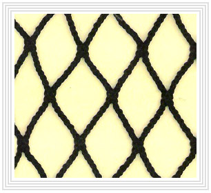 Protective Hockey Netting for Ice Hockey Rinks