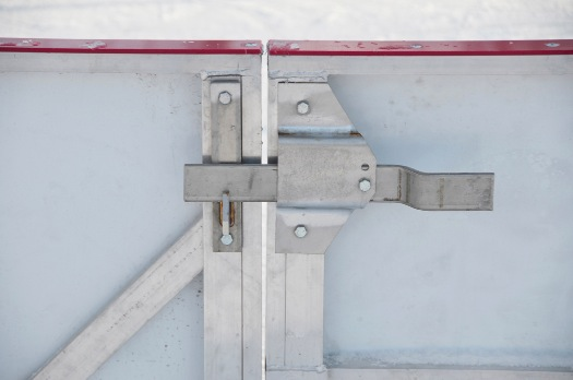 Hockey Rink Board - Entrance Gate for Hockey Player