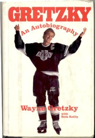Book: Gretzky, an Autobiography